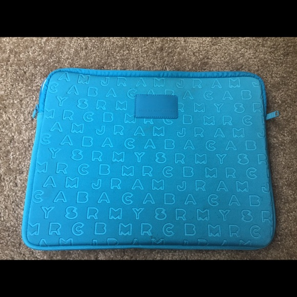 """Marc Jacobs Accessories - Marc Jacobs 15"""" laptop sleeve"""